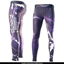 Ground Game Black Turtle Grappling Spats